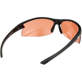 Bliz Motion M5 Occhiali, nero/arancione